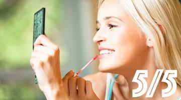 Μακιγιάζ σε 5 μόλις λεπτά με 5 προϊόντα