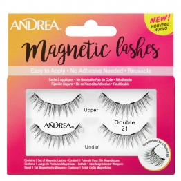 Andrea Magnetic Lashes - Double 21