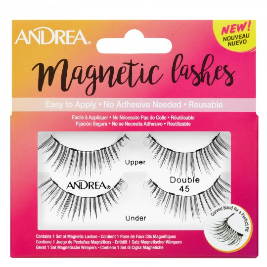 Andrea Magnetic Lashes - Double 45