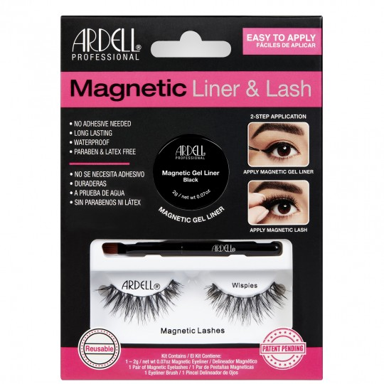 Ardell Magnetic Liner & Lash Kit - Wispies