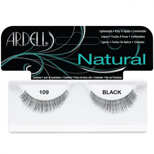Ardell Natural Lashes - 109 Black