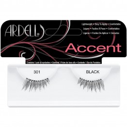 Ardell Accent Lashes - 301 Black