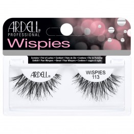 Ardell Wispies Lashes - 113 Black