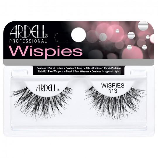 Ardell Wispies Lashes - Wispies 113 Black