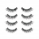 Ardell Wispies Lashes Multipack - Demi Wispies Black (4 Pack)