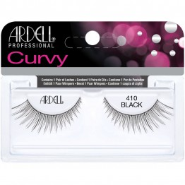 Ardell Curvy Lashes - 410 Black