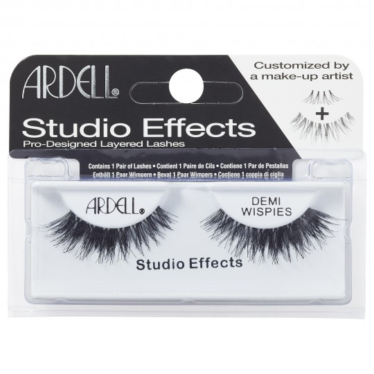 Ardell Studio Effect Lashes - Demi Wispies Black