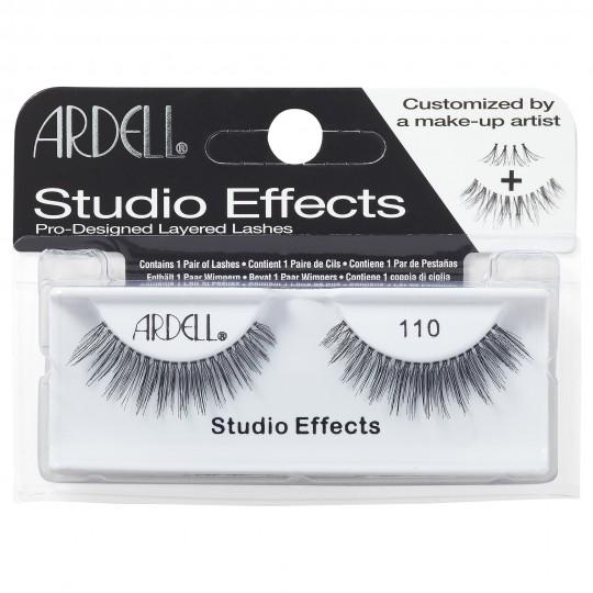 Ardell Studio Effect Lashes - 110 Black