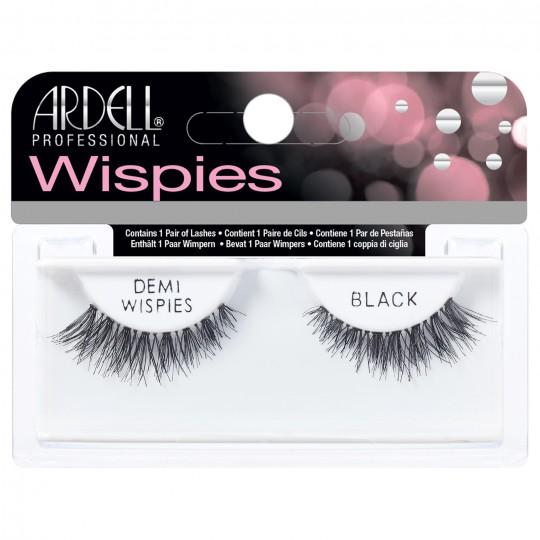 Ardell Wispies Lashes - Demi Wispies Black