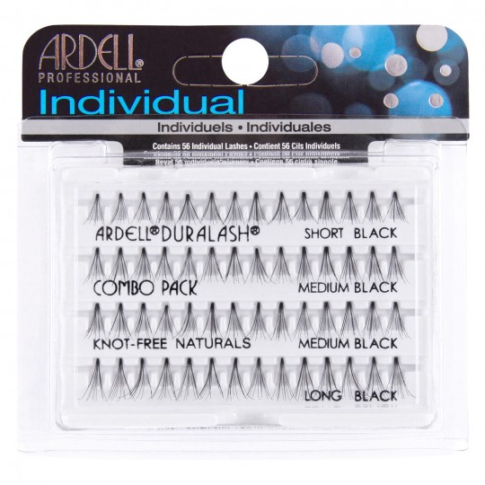 Ardell Individuals Duralash Naturals Combo Pack - Black