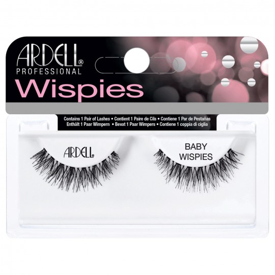 Ardell Baby Wispies Lashes - Black