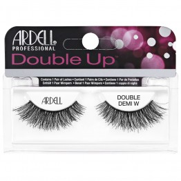 Ardell Double Up Lashes - Double Demi Wispies Black