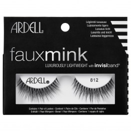 Ardell Faux Mink Lashes - 812 Black