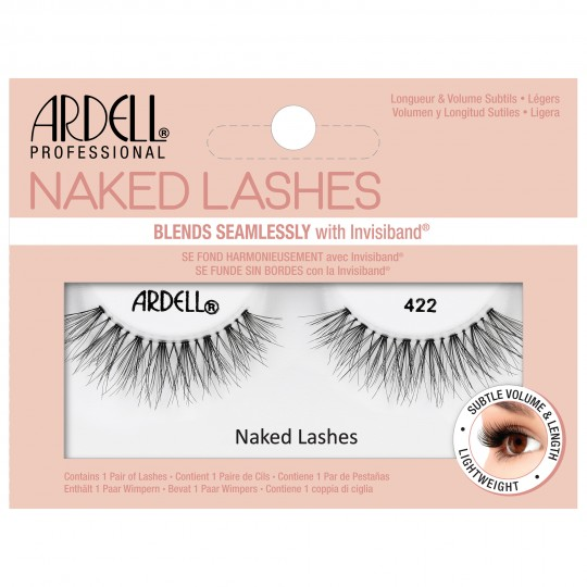 Ardell Naked Lashes - 422 Black