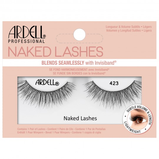 Ardell Naked Lashes - 423 Black