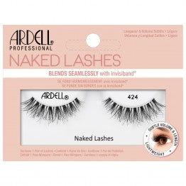 Ardell Naked Lashes - 424 Black
