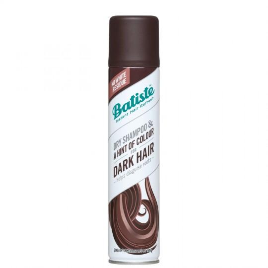 Batiste Dry Shampoo & A Hint Of Colour - Dark Hair (200ml)