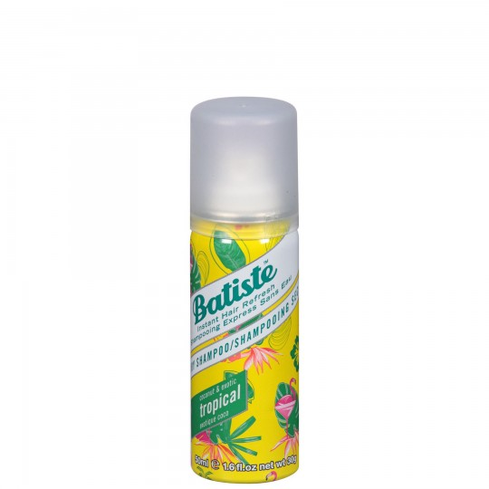 Batiste Dry Shampoo - Tropical (50ml)
