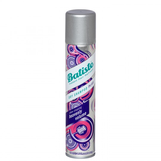 Batiste Dry Shampoo Plus - Heavenly Volume (200ml)