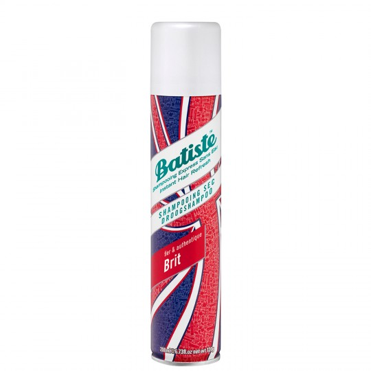 Batiste Dry Shampoo - Brit (200ml)