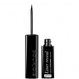 Bourjois Liner Reveal Liquid Eyeliner - 01 Shiny Black