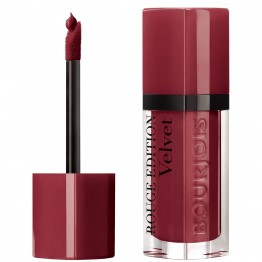 Bourjois Rouge Edition Velvet Liquid Lipstick - 24 Dark Cherie