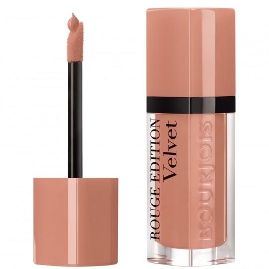 Bourjois Rouge Edition Velvet Liquid Lipstick - 31 Floribeige!