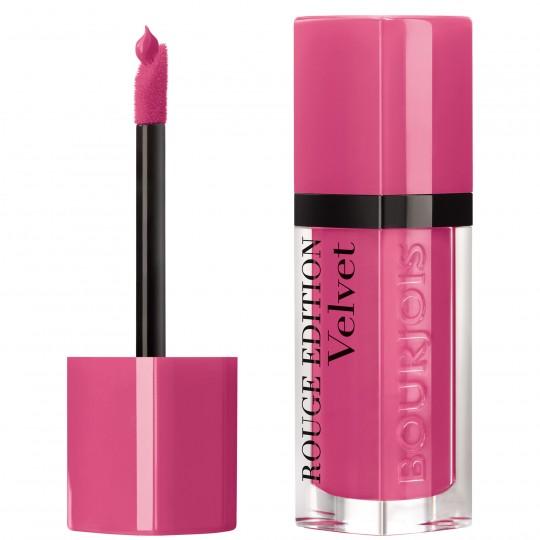 Bourjois Rouge Edition Velvet Liquid Lipstick - 35 Babe Idole