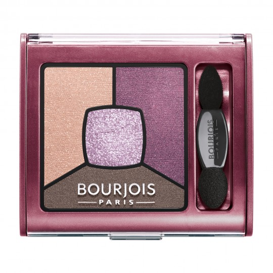 Bourjois Smoky Stories Eyeshadow - 15 Brilliant Prunette