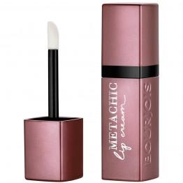 Bourjois Rouge Velvet Metachic Lip Cream - 03 Sun'Rose