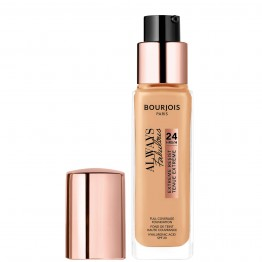 Bourjois Always Fabulous Extreme Resist 24Hrs Foundation - 210 Vanilla