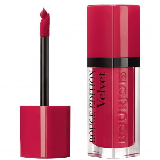 Bourjois Rouge Edition Velvet Liquid Lipstick - 02 Frambourjoise