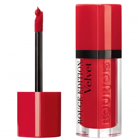 Bourjois Rouge Edition Velvet Liquid Lipstick - 03 Hot Pepper