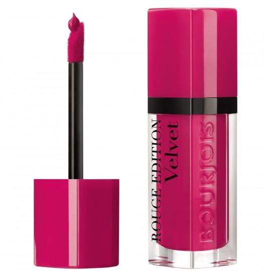 Bourjois Rouge Edition Velvet Mat - 06 Pink Pong