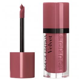 Bourjois Rouge Edition Velvet Liquid Lipstick - 07 Nude-ist