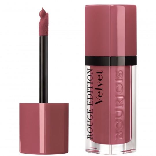Bourjois Rouge Edition Velvet Mat - 07 Nude-ist