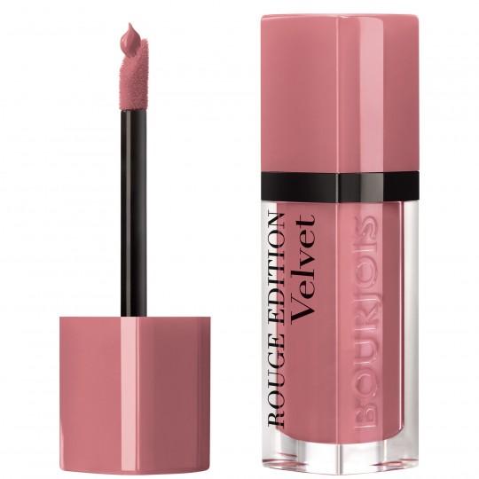 Bourjois Rouge Edition Velvet Mat - 09 Happy Nude Year