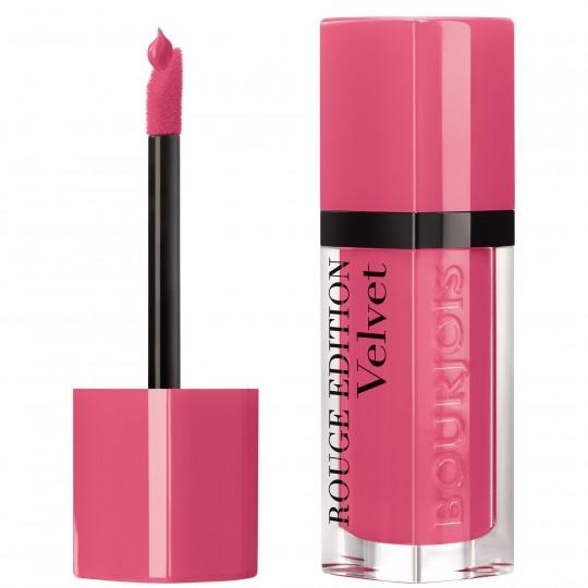 Bourjois Rouge Edition Velvet Mat - 11 So Hap'pink