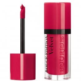 Bourjois Rouge Edition Velvet Liquid Lipstick - 13 Fu(n)chsia