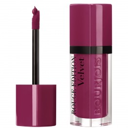 Bourjois Rouge Edition Velvet Liquid Lipstick - 14 Plum Plum Girl