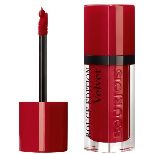 Bourjois Rouge Edition Velvet Mat - 15 Red-volution