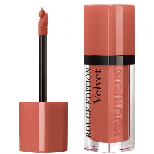Bourjois Rouge Edition Velvet Mat - 16 Honey Mood