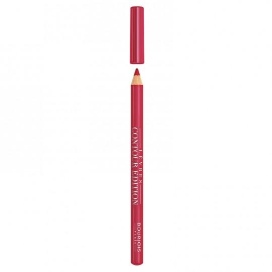 Bourjois Contour Edition Lip Liner - 04 Chaud Comme La Fraise