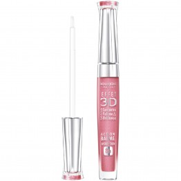 Bourjois Effect 3D Lipgloss - 05 Rose Hypothetic