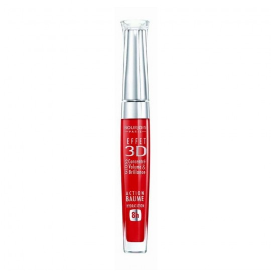 Bourjois Effect 3D Lipgloss - 54 Rouge Electric