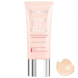 Bourjois City Radiance Foundation - 01 Rose Ivory