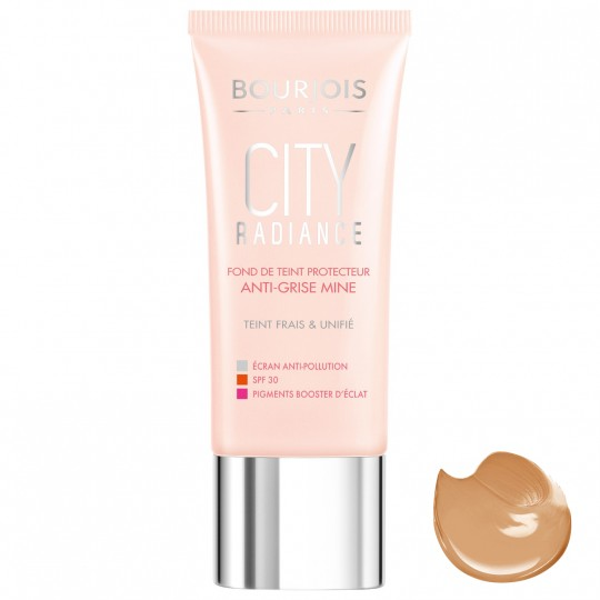 Bourjois City Radiance Foundation - 05 Golden Beige