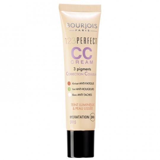 Bourjois 123 Perfect CC Cream - 34 Bronze