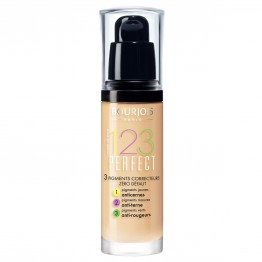 Bourjois 123 Perfect Foundation - 51 Light Vanilla