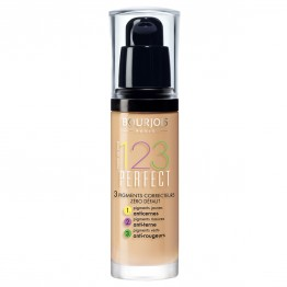 Bourjois 123 Perfect Foundation - 52 Vanilla